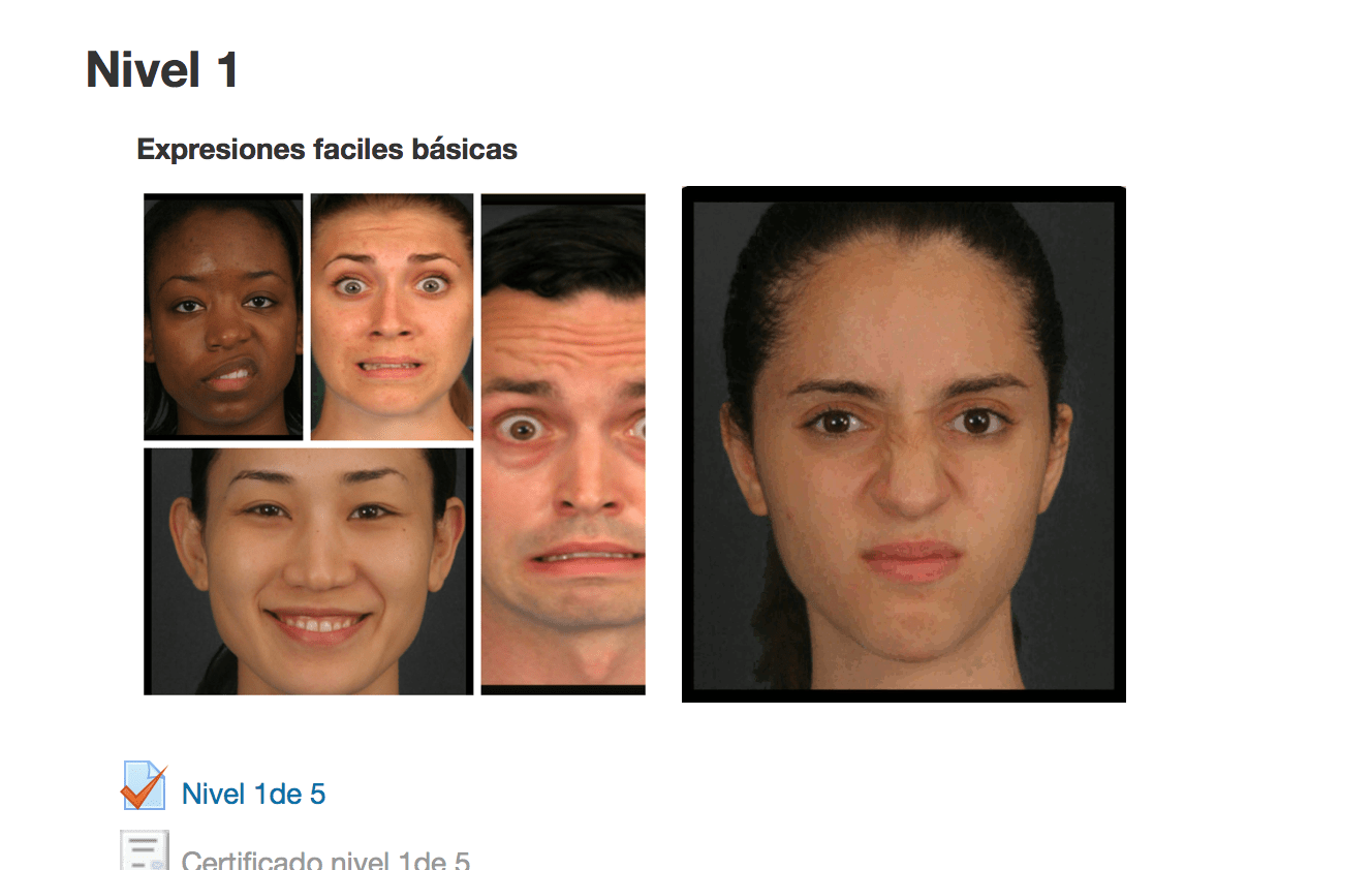 FACE TRAINER